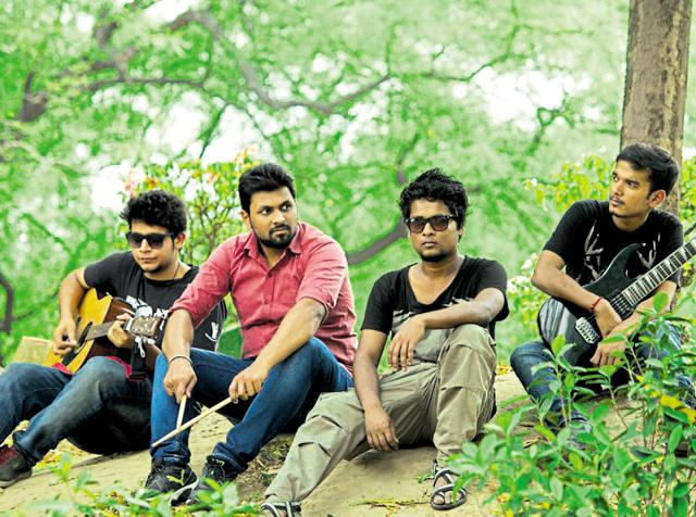 Hindustan Times Cyberhub Friday Jam,G-Shock,K R Mangalam University