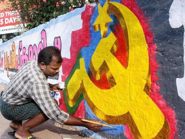 Exit polls predicted a favourable result for the Left Democratic Front  in Kerala. Kerala has traditionally booted out the ruling party at every election.