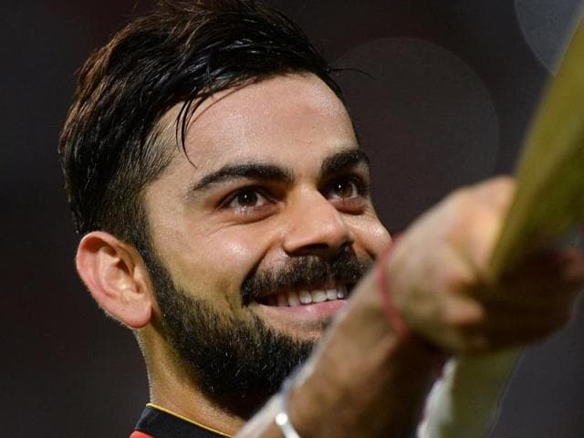 Royal Challengers Bangalore captain Virat Kohli  has shown that ramp shots or scoops is not the only mantra to make runs in Twenty20.