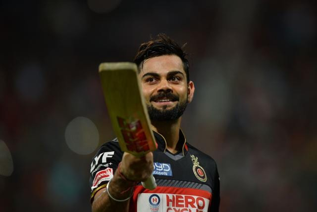 Royal Challengers Bangalore skipper Virat Kohli 's unbeaten knock tamed Delhi Daredevils in their must-win final IPL league game. It took Kohli's record tally for a single season past the 900-run mark.