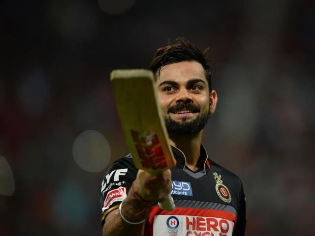 Against Kings XI Punjab on Wednesday, Virat pipped Suresh Raina to become the first player to reach an aggregate of 4,000 runs in the IPL.