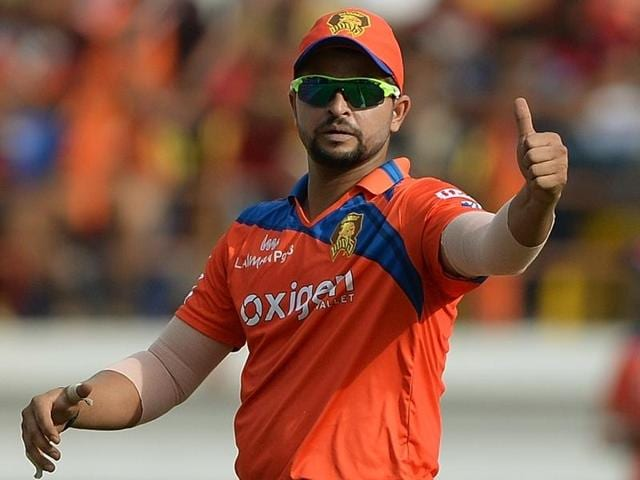 Gujarat Lions skipper Suresh Raina will be expected to perform in front of his state crowd.