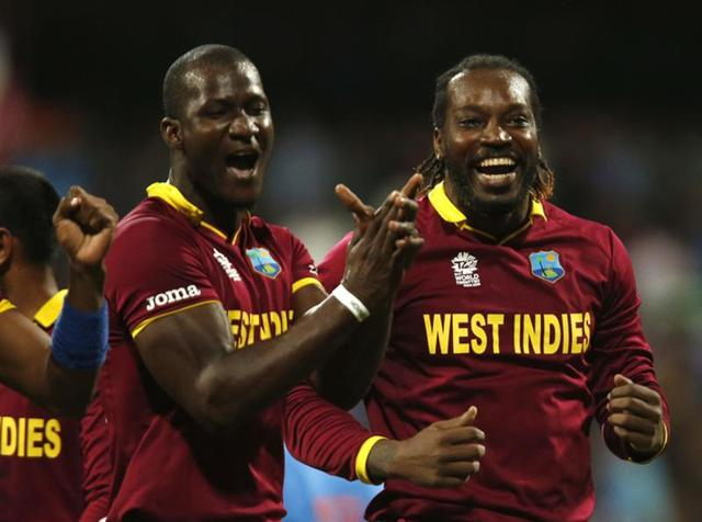 The West Indies squad does not include all-rounder Andre Russell, Sammy, Bravo and Gayle, all involved in Indian Premier League (IPL) cricket.
