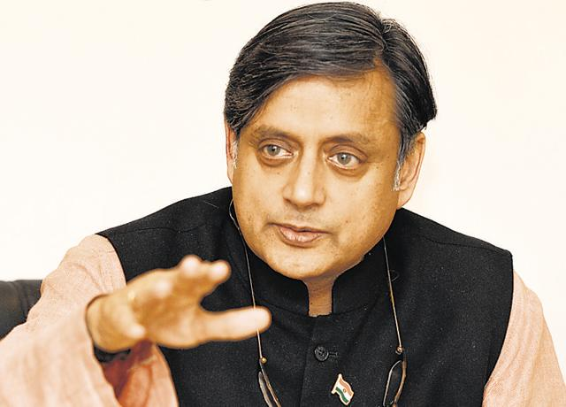Expressing disappointment at his party's dismal performance in the Kerala assembly polls, Congress leader Shashi Tharoor on Thursday said the UDF government led by Oommen Chandy did not do enough to change people's perception in wake of media speculation about the scandals.