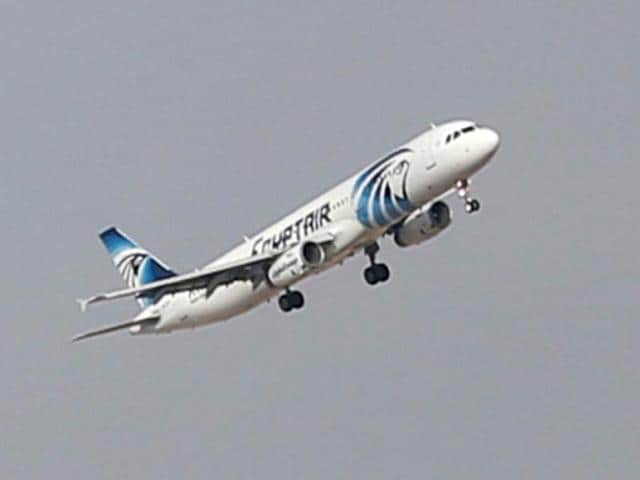 French President Francois Hollande confirmed that the EgyptAir flight that disappeared from radar screens over the Mediterranean had crashed.