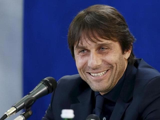 Conte will replace interim manager Guus Hiddink at the Chelsea, who finished 10th this Premier League season.