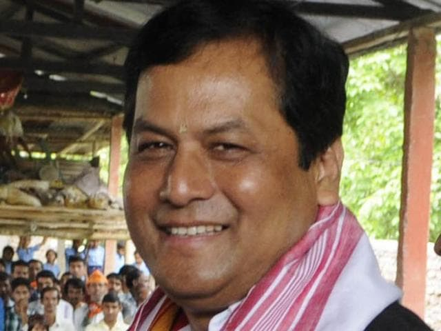 Sarbananda Sonowal,Assam assembly election results,Assam voting results