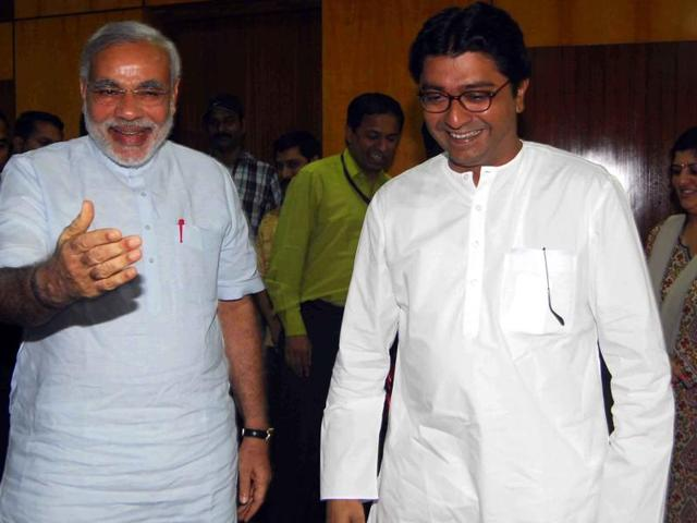 A source close to Thackeray laughed the speculation off saying it would be too early to draw any conclusion from Modi's gesture.