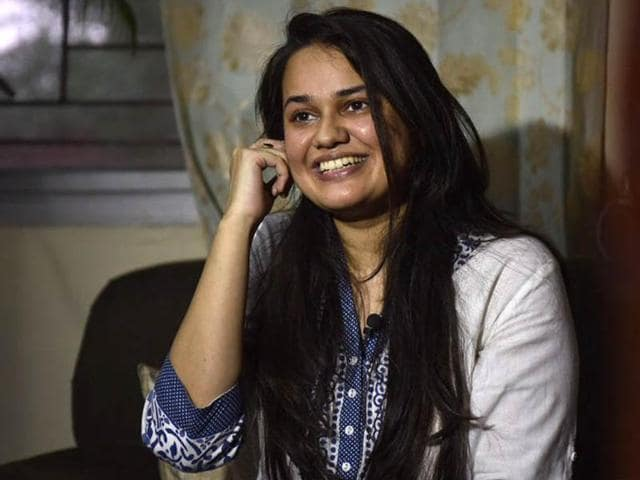 Tina Dabi scored 868 out of 1750 marks in the civil services exam, the highest this year.