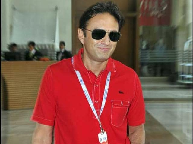 The driver of industrialist Ness Wadia has accused him of abuse and assault in Mumbai.