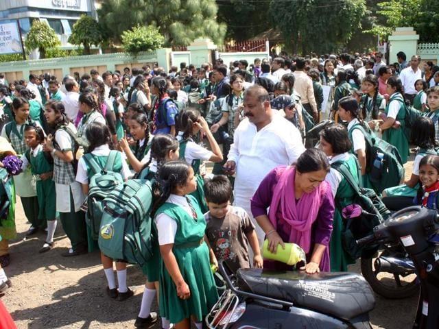 private schools in MP