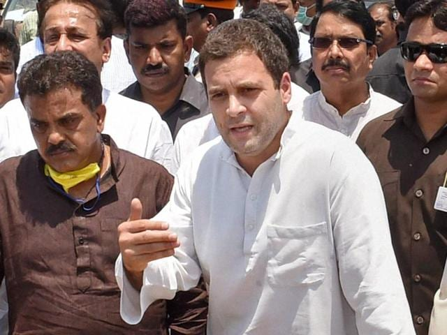 "Congress vice-president Rahul Gandhi said on Thursday they will work harder to win the ""confidence and trust of people"" after his party faced a rout in Assam, which it ruled for the last 15 years, as well as in Kerala in the high-staked assembly elections."