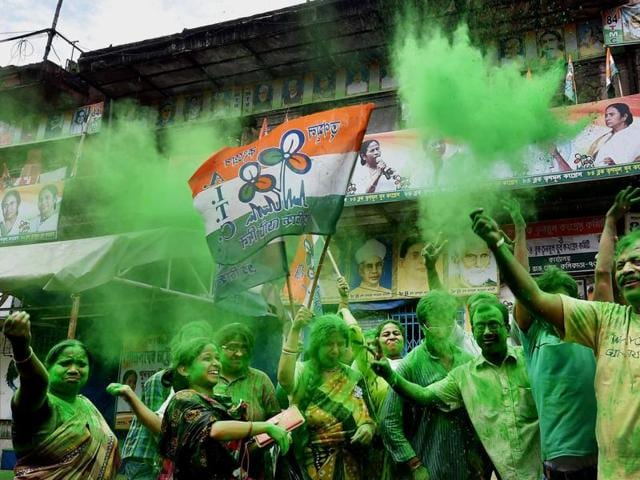 West Bengal assembly election results