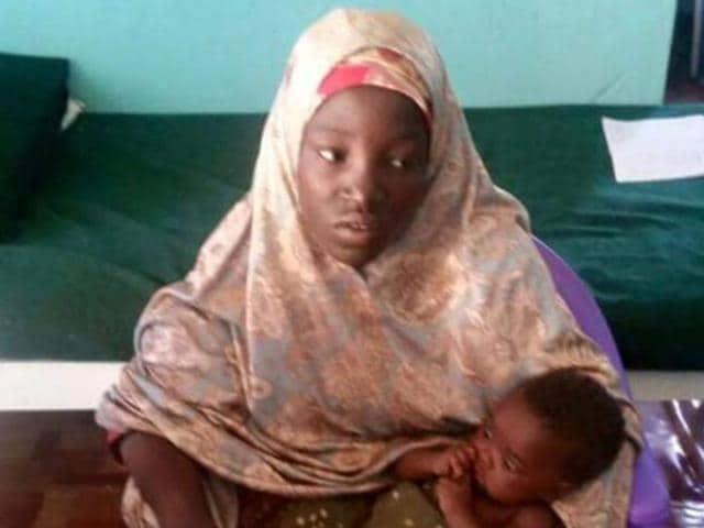 Chibok girls,Boko Haram,Amina Ali