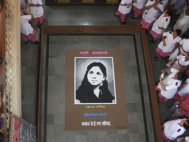 Aruna Shanbaug,Parel,KEM Hospital