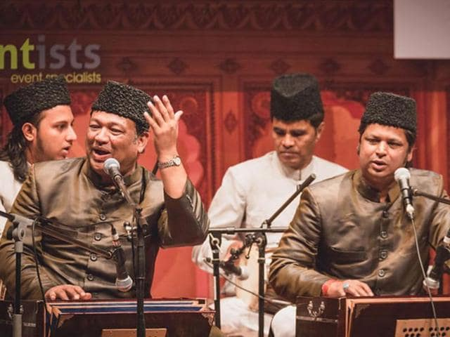 """""""We perform at colleges across the country, and youngsters really enjoy our music. I think films have contributed a lot to its popularity. We are glad that youngsters realise how this form of music can help them de-stress,"""" says Nazeer Ahmed Khan Warsi of Warsi Brothers."""