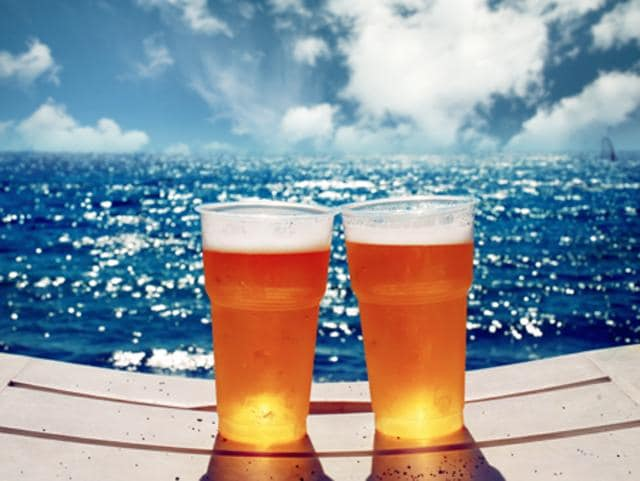Now, there is an app so that you don't miss the 'drinking window' of a beer.