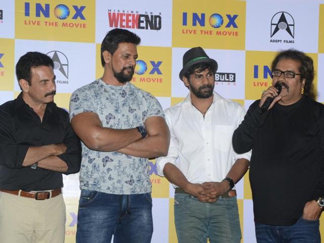 Pavan Malhotra,Abhishek Jawkar,Karan Hariharan
