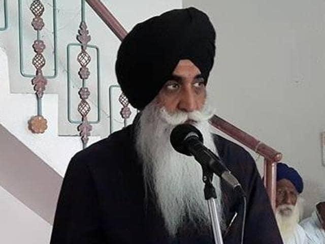 Dal Khalsa,Panch Pardhani,Harpal Singh Cheema