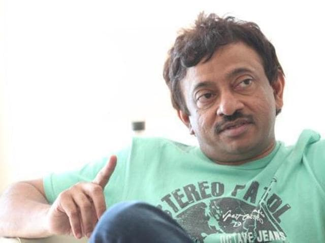 RGV's next is based on Veerappan. (HT Photo)