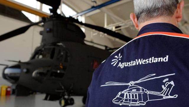 AgustaWestland,Christian Michel,chopper contract