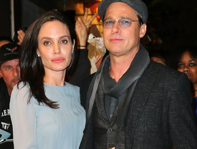 There is no let up in divorce rumours dogging Hollywood's golden couple, Angelina Jolie and Brad Pitt.