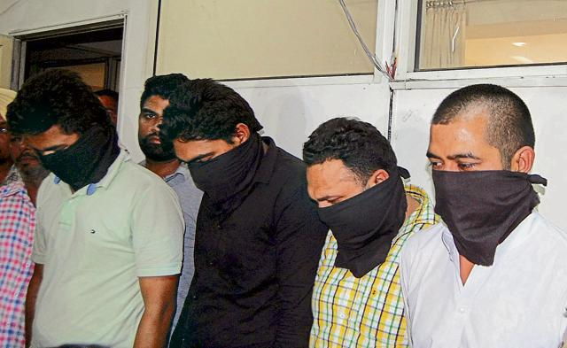 Canadian woman,Canadian woman booked,husband's murder