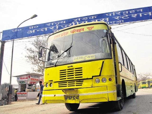 Special orders from the headquarters in Lucknow were sent to get permits for these buses, an official said.