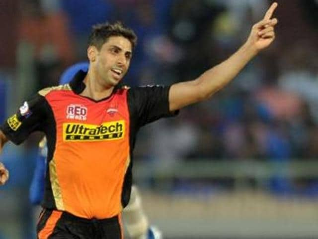 The injury comes at the worst time for Nehra, who had claimed two three-wicket hauls in his last four matches, and the franchise, which would have liked to put its best foot forward in the playoffs.
