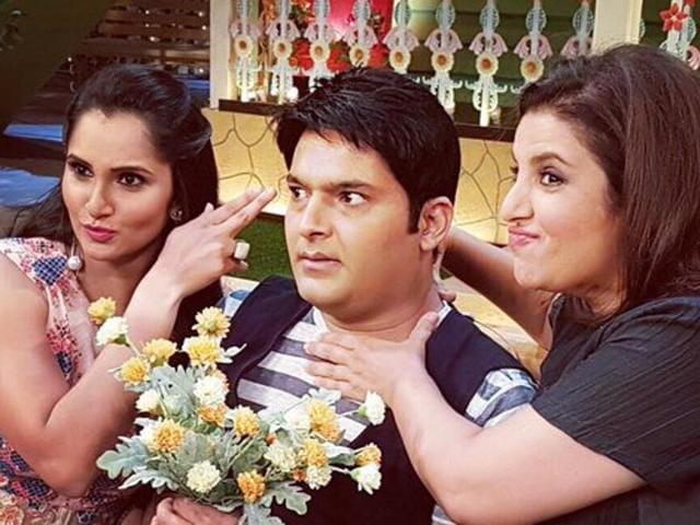 The Kapil Sharma Show has Rochelle Rao playing to the gallery as a stereotype of 'hot nurses'. Nurses in Delhi and Punjab are up in protests against the vulgar portrayal.