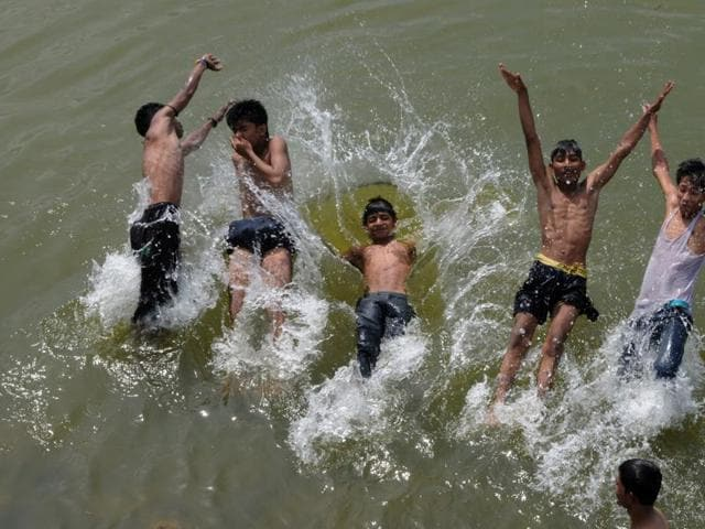 heat wave in MP