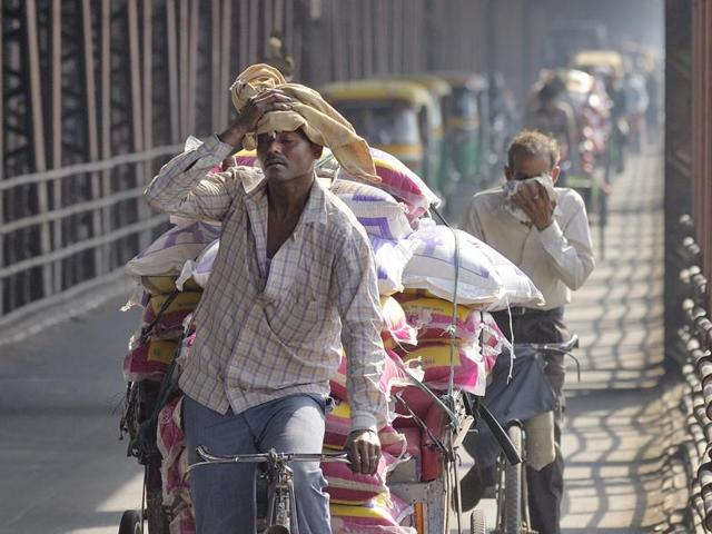 In the past 45 days, 377 homeless have died, possibly due to heat wave, the NGO said.