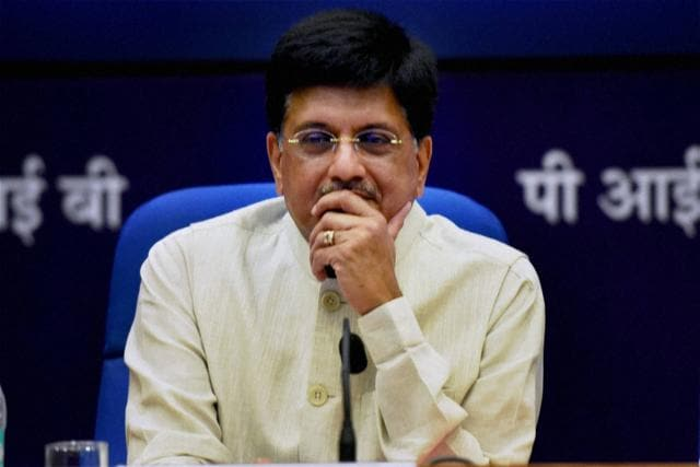 Piyush Goyal,Power projects,Public sector banks