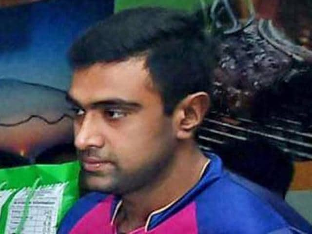 Ashwin has so far taken just six wickets in 13 games for Rising Pune Supergiants.