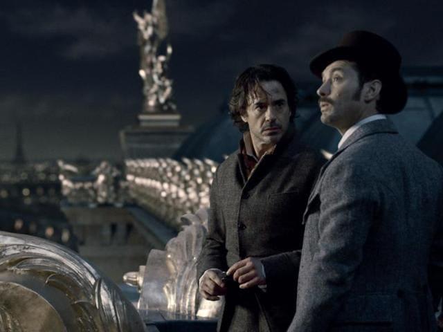 Downey's in, Law's in: That means Sherlock Holmes 3 is