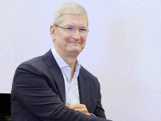 Apple,Tim Cook,iPhone