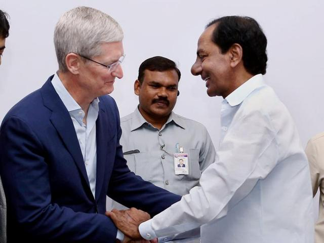 Apple,Apple India,Apple CEO