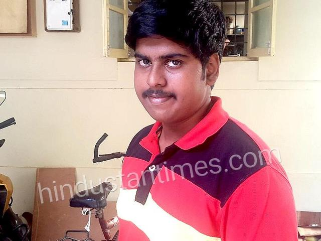 Chennai student Ajish Sekar has topped the CBSE Class 12 board examination in Tamil Nadu.