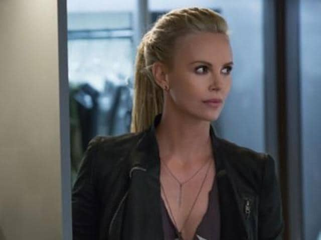Fast 8,Fast and Furious 8,Charlize Theron