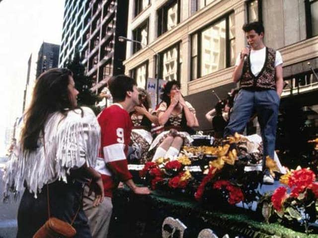 Ferris Bueller,Ferris Bueller's Fay OFf,Parade