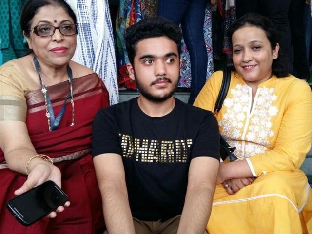 Rakshit Malik,Noida CBSE,Namita Bhandari