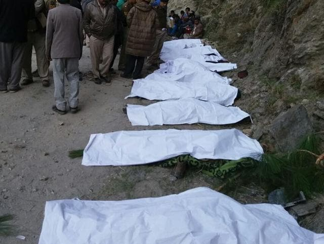 Local administration has disbursed Rs 10,000 to kin of each deceased and Rs 5,000 to the injured as immediate relief.