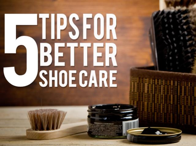 Keep your favourite pairs in top shape with these easy tricks.