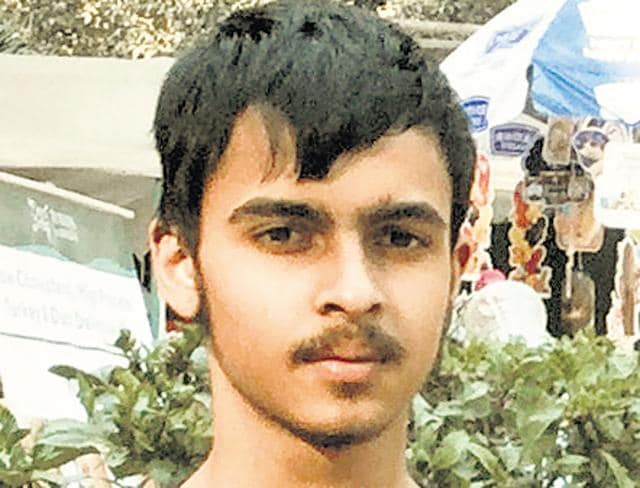 Siddhartha, a student of Kendriya Vidyalaya, Sector 8 in RK Puram, is 60% visually-impaired. He scored 99 each in maths and physics, 96 in computer science and 95 each in chemistry and English.