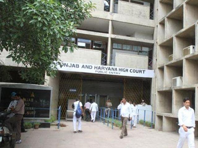 Punjab and Haryana high court,HC,Punjab