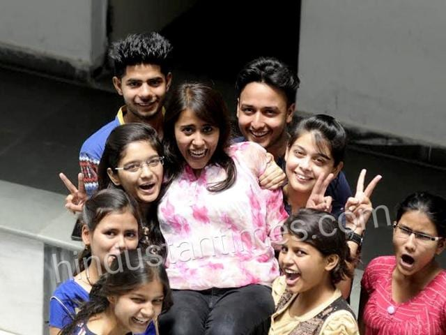 Lucknow girl Anshul Bhadauria