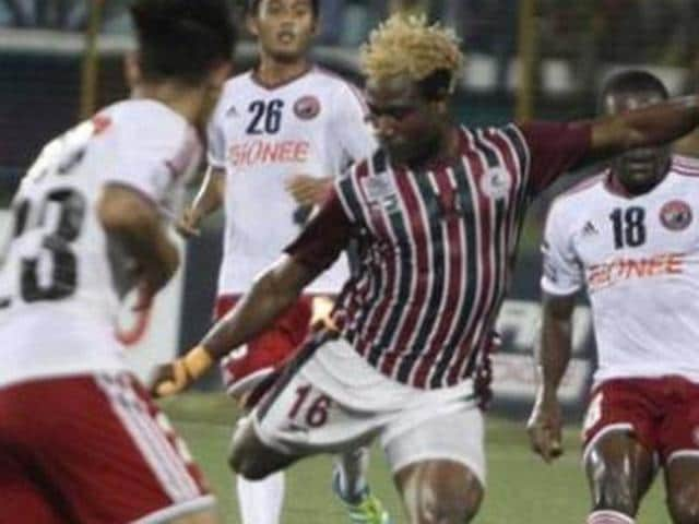 Mohun Bagan will face Aizwal FCin the final of the 2016 Federation Cup.