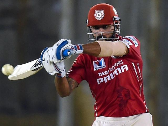 Kings XI Punjab will once again look to their skipper to show the way against Rising Pune Supergiants.