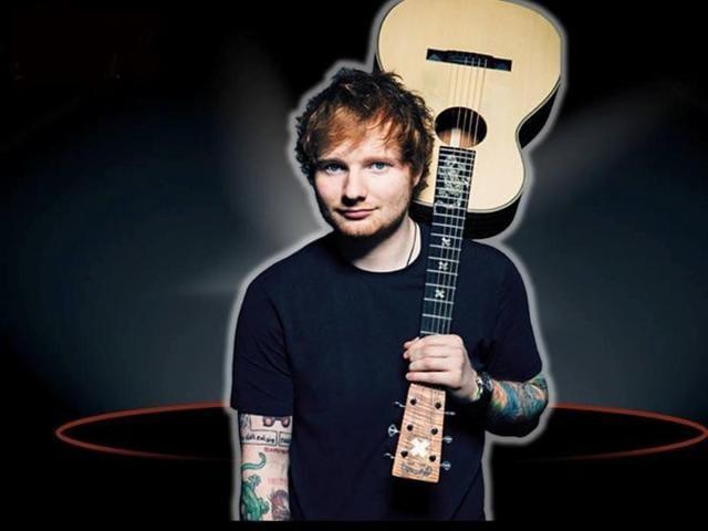 Northern Irish rock band Snow Patrol had previously co-written Ed Sheeran's song Bloodstream.