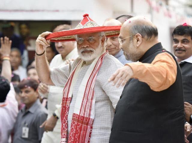 BJP,Amit Shah,Prime Minister Narendra Modi